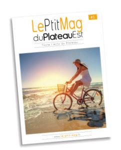 Le Ptit Mag du Plateau Est 01 - Juin-juillet 2017