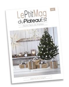 Le Ptit Mag du Plateau Est 03 - Novembre-décembre 2017