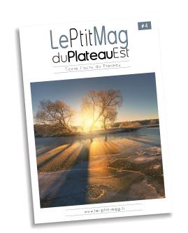 Le Ptit Mag du Plateau Est 04 - Janvier-février 2018