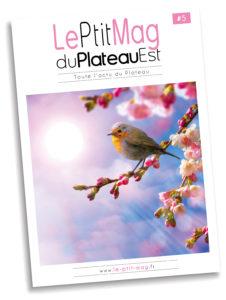 Le Ptit Mag du Plateau Est - Mars-avril 2018