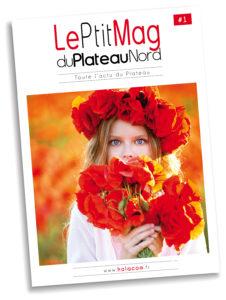 Le Ptit Mag du Plateau Nord 01 - Avril-mai 2018