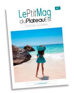 Le Ptit Mag du Plateau Est 07 - Juin-juillet