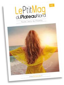 Le Ptit Mag du Plateau Nord 02 - Juin-juillet 2018