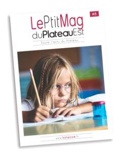 Le Ptit Mag du Plateau Est 08 - Septembre-octobre 2018