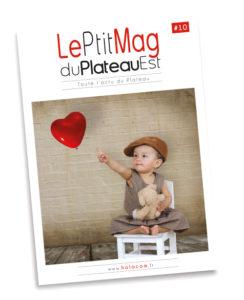 Le Ptit Mag du Plateau Est 10 - Janvier-février 2019