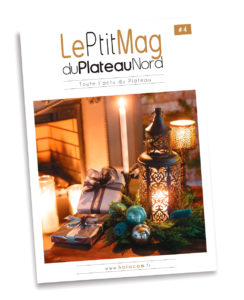 Le Ptit Mag du Plateau Nord 04 - Novembre-décembre 2019