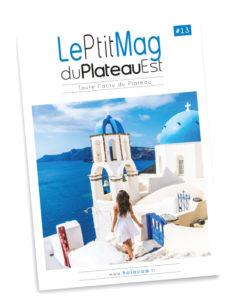 Le Ptit Mag du Plateau Est 13 - Juin-juillet 2019