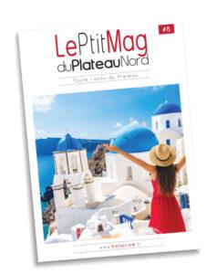 Le Ptit Mag du Plateau Nord 08 - Juin-juillet 2019