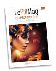 Le Ptit Mag du Plateau Est 15 - Novembre-décembre 2019