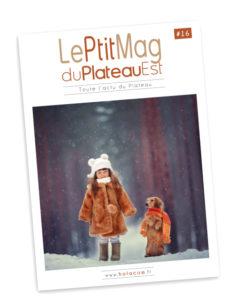 Le Ptit Mag du Plateau Est 16 - Janvier-février 2020